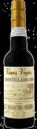 El Maestro Sierra Vinos Viejos »Amontillado 1830« - 0,375 L