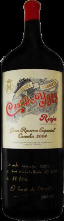 Marqués de Murrieta »Castillo Ygay Gran Reserva Especial« - 18,0 L. Melchior 2004