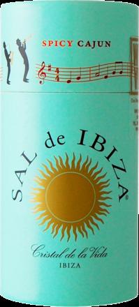 Sal de Ibiza – Granito Spicy Cajun – Streuer mit Deckel, 75 g