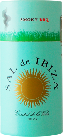 Sal de Ibiza – Granito Smoky BBQ – Streuer mit Deckel, 70 g