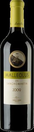 Emilio Moro »Malleolus de Sanchomartín« 2009