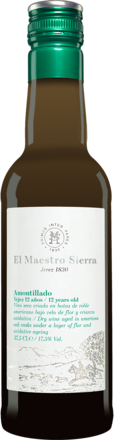 El Maestro Sierra Amontillado »12 Años« - 0,375 L.