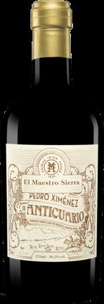 El Maestro Sierra Anticuario Pedro Ximénez - 0,375 L.