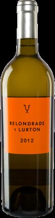 Belondrade y Lurton 2012
