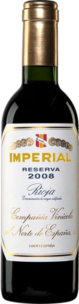 Cune »Imperial« - 0,375 Liter Reserva 2008
