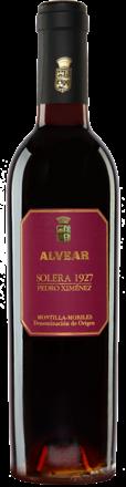 Alvear Pedro Ximénez Solera 1927 - 0,375 L.