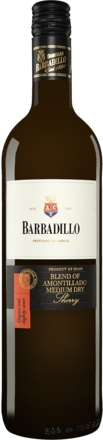Barbadillo Blend of Amontillado Medium Dry