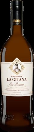 Hidalgo Manzanilla La Gitana »en Rama«