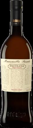 Hidalgo Manzanilla Pasada »Pastrana«