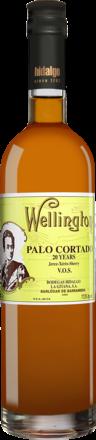 Hidalgo Palo Cortado V.O.S. »Wellington« - 0,5 L.