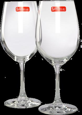 Spiegelau Rotweingläser Magnum (2er Set) - Edition Wein & Vinos