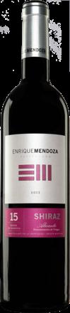 Enrique Mendoza Shiraz 2012