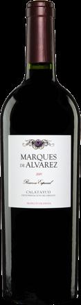 Marqués de Alvarez Reserva 2009