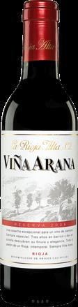 La Rioja Alta »Viña Arana« - 0,375 L. Reserva 2006