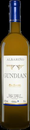 Gundian Blanco Albariño 2014