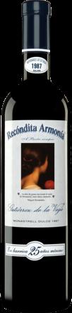 Gutiérrez de la Vega »Recóndita Armonía Solera 1987« - 0,5 L. 1987