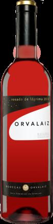 Orvalaiz »Rosado de Lágrima« 2014