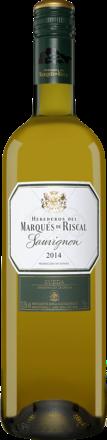 Marqués de Riscal Blanco Sauvignon Blanc 2014