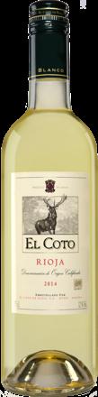 El Coto Blanco 2014