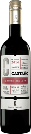 Castaño Monastrell 2014