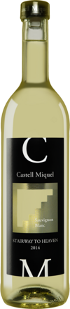 Castell Miquel Blanco Stairway to Heaven 2014