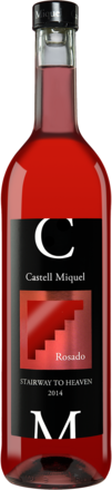 Castell Miquel Rosado Stairway to Heaven 2014