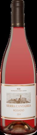 Sierra Cantabria Rosado 2014