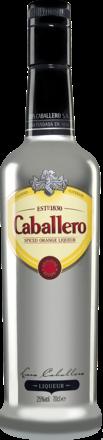 Ponche Caballero - 0,7L.