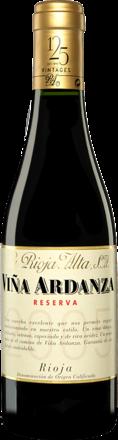La Rioja Alta »Viña Ardanza -  0,375 L. Reserva 2005