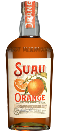 Brandy Solera Liqueur Suau Orange - 0,7 L.