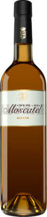 Alvear Moscatel - 0,75 L.