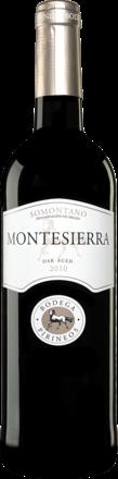 Montesierra »Oak aged Tempranillo« 2010