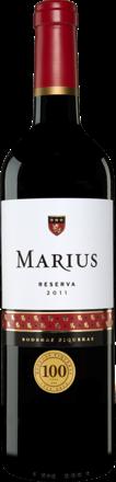 Marius  Reserva 2010