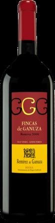 Remírez de Ganuza »Fincas de Ganuza« - 1,5 L. Magnum Reserva 2008