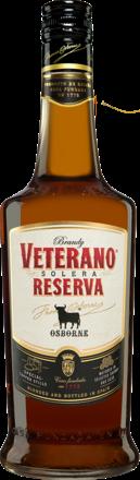 Brandy Osborne Veterano 8a Reserva Solera Generation Familiar 0,7 L. Reserva