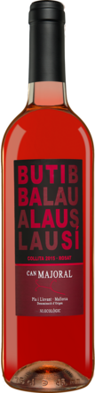 Can Majoral »Butibalausí Rosat« 2015