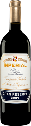 Cune »Imperial« Gran Reserva 2009