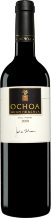 Ochoa  Gran Reserva 2008
