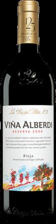 La Rioja Alta »Viña Alberdi« Reserva 2009