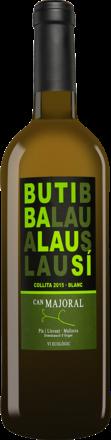 Can Majoral »Butibalausí Blanc« 2015