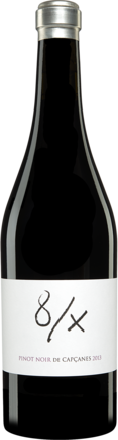 Capçanes Pinot Noir 8/X 2013