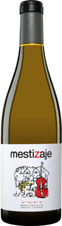 Mustiguillo »Mestizaje« Blanco 2015