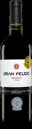 Chivite »Gran Feudo« Tinto Reserva 2009
