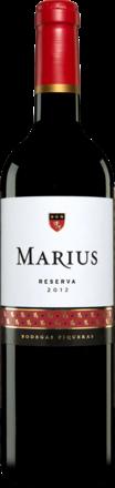 Marius Reserva 2012
