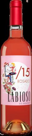 Labioso Rosado 2015