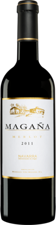 Magaña Merlot 2011