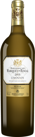 Marqués de Riscal Blanco »Limousin« 2015