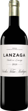Telmo Rodríguez Rioja »Lanzaga« 2010