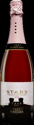 Perelada Cava Stars Rosé Brut 2017