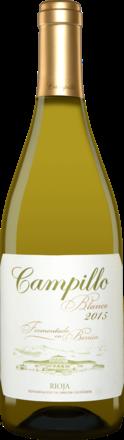 Campillo Blanco Barrica 2015